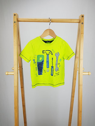George tools t-shirt 18-24 months
