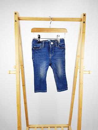 GAP jeans 12-18 months