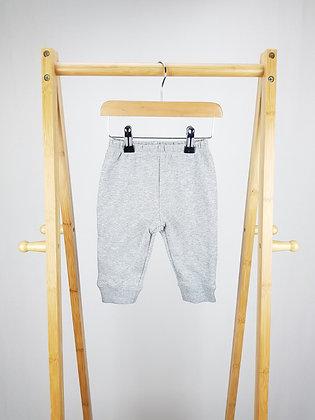 Disney baby grey joggers 6-9 months