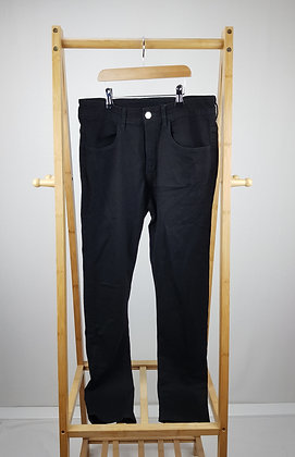 H&M black denim skinny fit jeans 14+ years