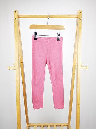 Matalan pink sparkly leggings 4-5 years