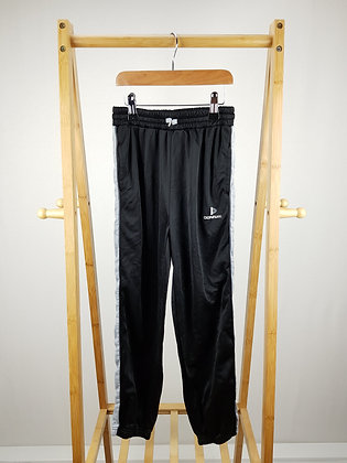 Donnay black joggers 9-10 years
