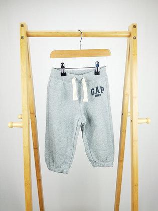 GAP grey joggers 18-24 months