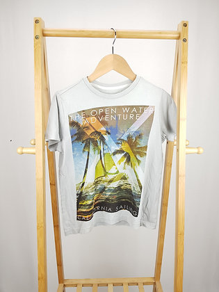 Matalan Palm Springs t-shirt 8-9 years