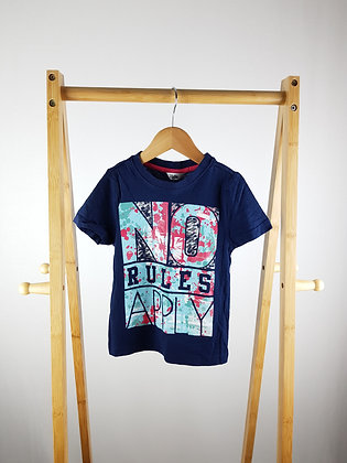 M&Co no rules apply t-shirt 3-4 years