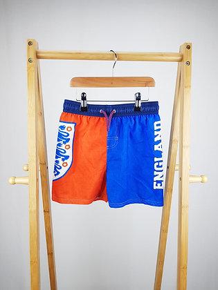 George England shorts 6-7 years