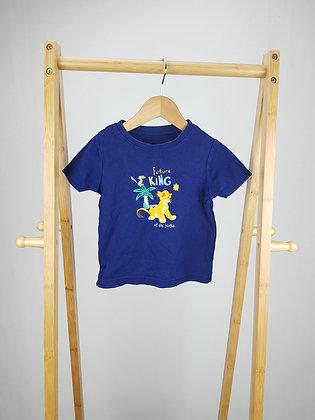 Disney at George Lion King t-shirt 18-24 months