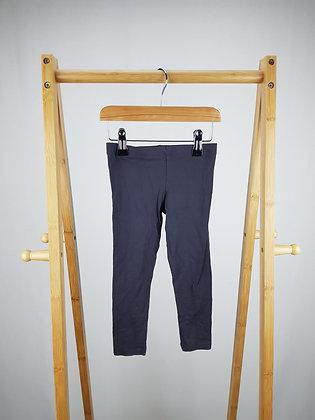 F&F grey leggings 2-3 years