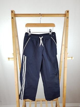 School life navy tracksuit bottoms 6-7 years