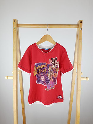 Disney at George Mickey Mouse t-shirt 4-5 years