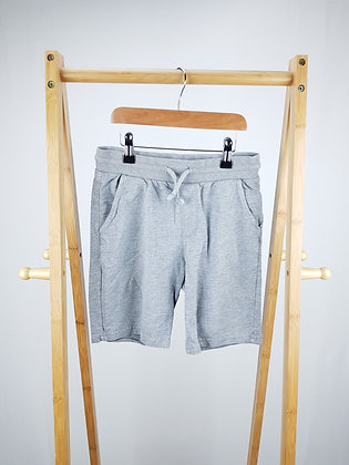 F&F grey shorts 9-10 years