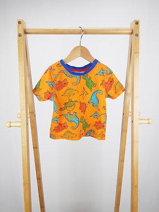 George dinosaur t-shirt 18-24 months