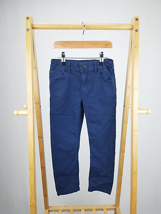 H&M blue trousers 5-6 years