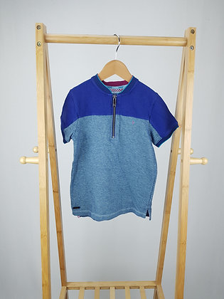 Ted baker blue t-shirt 6-7 years