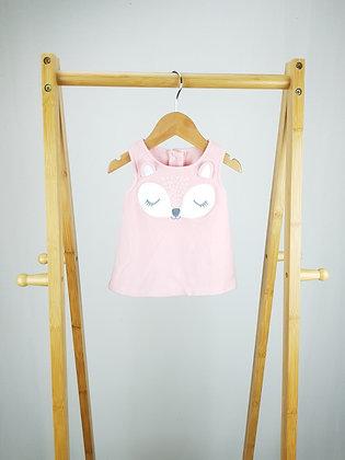 George foxy fleece dress first size