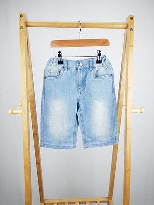 Denim Co denim shorts 6-7 years