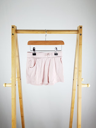 George pale pink shorts 2-3 years