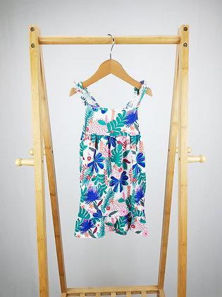 F&F tropical dress 18-24 months