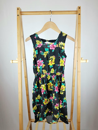 Young dimension floral dress 10-11 years