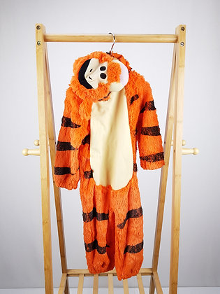 Disney Winnie the Pooh Tigger dress up/onesie 2-3 years