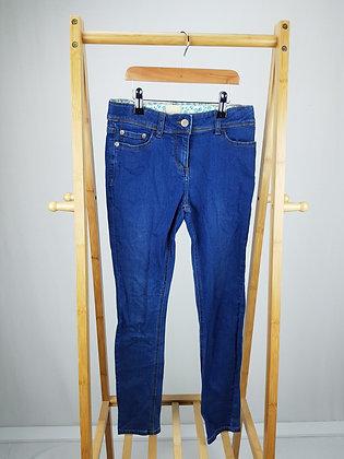 Boden blue denim jeans 11 years