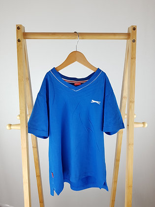 Slazenger blue t-shirt 7-8 years