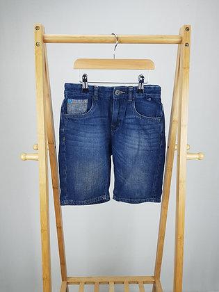 Matalan denim shorts 8 years