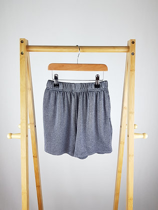 Soluxe grey shorts 8-9 years