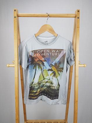 Matalan California sailing t-shirt 10-11 years