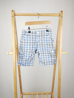 V by Very checked shorts 7 years