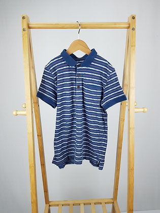 Next striped polo shirt 9 years
