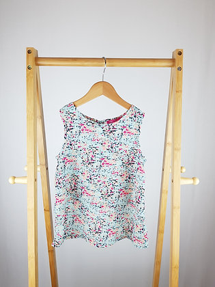 Young dimension layered blouse top 8-9 years