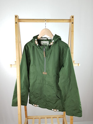TU khaki light coat 11 years