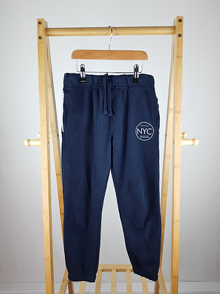 George navy joggers 8-9 years