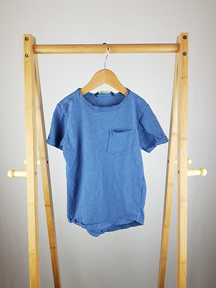 George blue t-shirt 5-6 years
