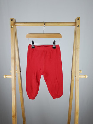 George red pyjama bottoms 12-18 months