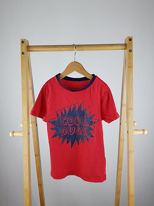 George cool dude t-shirt 7-8 years