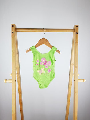 Mothercare green swimsuit 6-9 months
