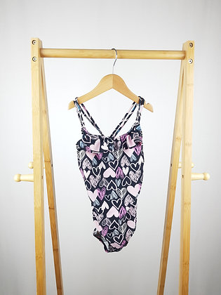 George hearts swimsuit 7-8 years