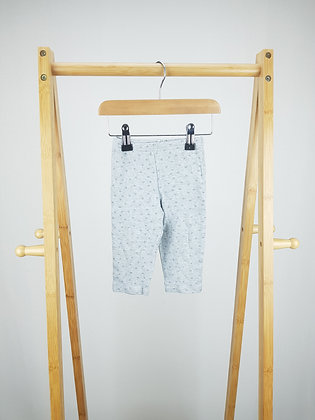 Chick pea grey bottoms 6-9 months