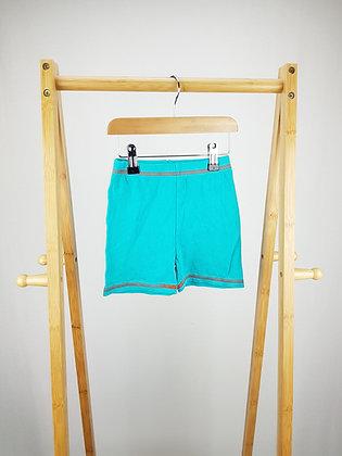 George blue pyjama shorts 12-18 months