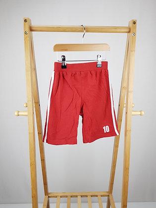 Cherokee red shorts 5-6 years