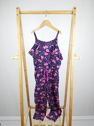 Matalan floral playsuit 7 years