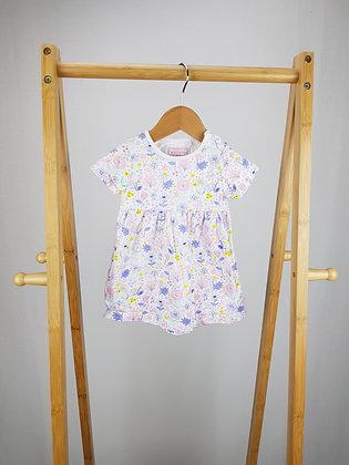 Bluezoo floral dress 3-6 months
