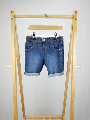 George denim shorts 3-4 years