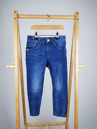 H&M relaxed fit jeans 4-5 years