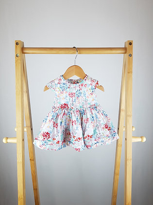 Gerorge floral dress first size
