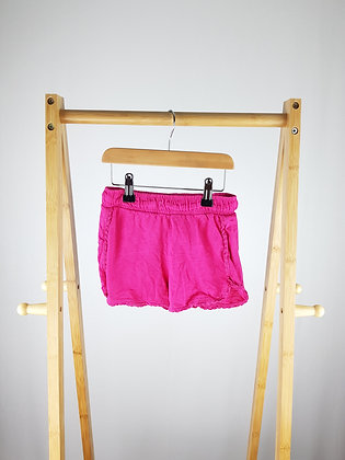 F&F pink shorts 5-6 years
