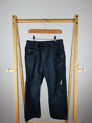 Boys56 navy trousers 6 years