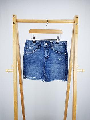 H&M denim skirt 9-10 years
